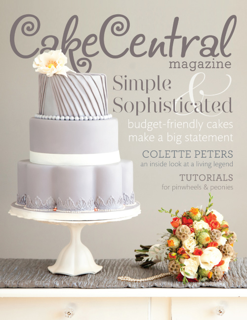 Cake Central Magazine Volume 3 Issue 7